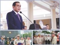 Thumbnail กระทรวงมหาดไทยร่วมกับหน่วยทหาร กรุงเทพมหานคร ฝึกการป้องกันและบรรเทาสาธารณภัยแบบบูรณาการ พ.ศ.2559 เสริมสร้างศักยภาพการจัดการอัคคีภัยในอาคารสูง